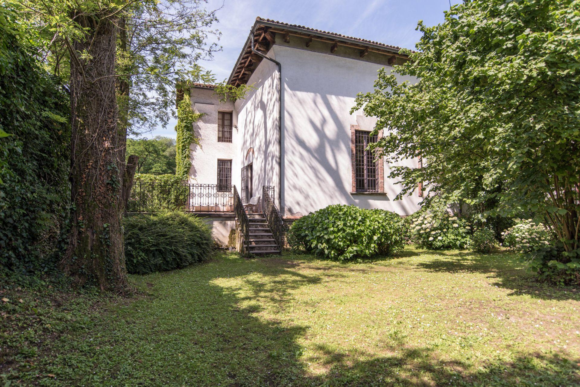 Giardino E Terrazza Villa Triulzo